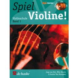 Spiel Violine 1 De Haske