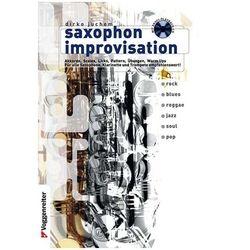 Saxophon Improvisation Voggenreiter