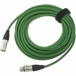 17900 Mic-Cable 15m Green pro snake