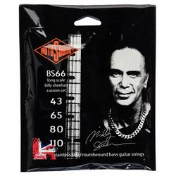 BS66 Billy Sheehan Rotosound