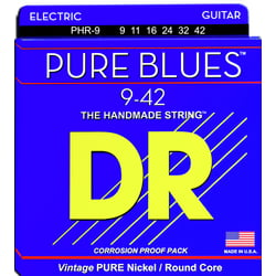 Pure Blues PHR-9 DR Strings
