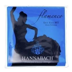 827HT Flamenco Blue Hannabach