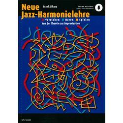 Neue Jazz-Harmonielehre Schott