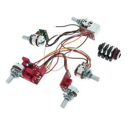 3-Band Electronic - 5 Poti Glockenklang