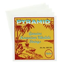 Ukulele Strings Pyramid