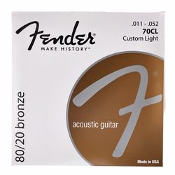70CL Fender