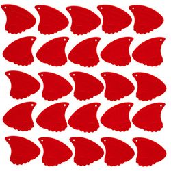 Pick Relief Soft Red Sharkfin