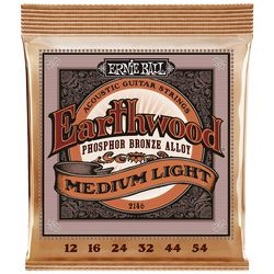 2146 Earthwood Phosphor Bronze Ernie Ball