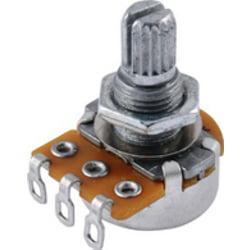 Parts Potentiometer A500KOhm Harley Benton