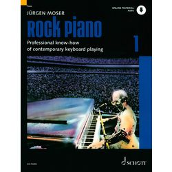 Moser Rock Piano Vol.1 Schott