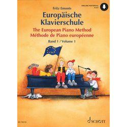 Europäische Klavierschule 1 Schott