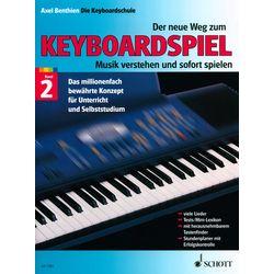 Der Neue Weg Zum Keyboard 2 Schott