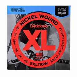 EXL110W Daddario