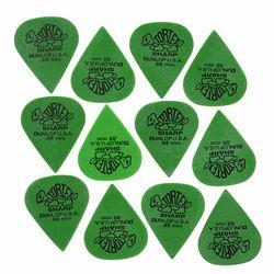 Plectrums Tortex Sharp 0,88 12 Dunlop