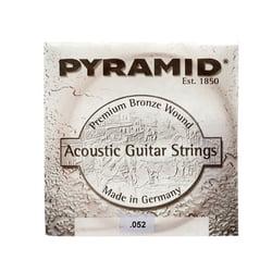 052 Single String Bronce Pyramid