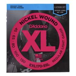 EXL170-5SL Daddario