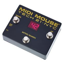 MIDI Mouse Tech 21