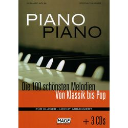 Piano Piano Vol.1 Easy Hage Musikverlag