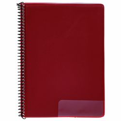 Marching Folder 145/20 Red Star
