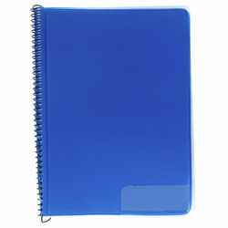Marching Folder 145/25 Blue Star