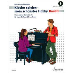 Klavier Spielen Hobby 1 Schott