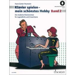 Klavier spielen Hobby 2 Schott