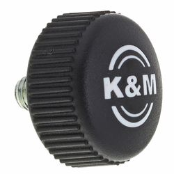 Thumbscrew M6x12 K&M