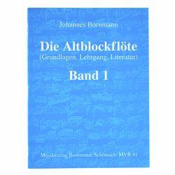 Die Altblockflöte 1 Johannes Bornmann