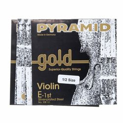 Gold Violin Strings 1/2 Pyramid