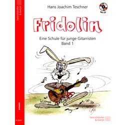 Fridolin Vol.1 +CD E Heinrichshofen