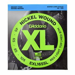 EXL165SL Daddario