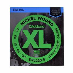 EXL220-5 Daddario