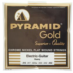 Gold Flatwound 412100 Pyramid