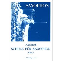 Iwan Roth Schule Saxophon 1 Edition Hug