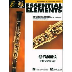 Bläserklasse Clarinet Oehler 1 De Haske