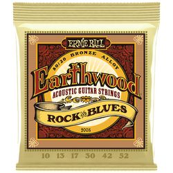2008 Earthwood Bronze Ernie Ball