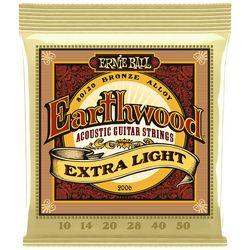 2006 Earthwood Bronze Ernie Ball