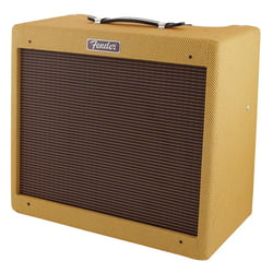 Blues Junior Lacquered Tweed Fender
