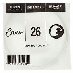 .026 Electric Guitar Elixir