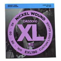 EXL190 Daddario