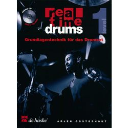Real Time Drums 1 De Haske