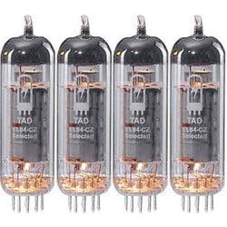 RT274 Tubes EL84 Cz Quartet TAD