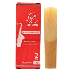 Tenor Sax Reed RC 2,75 Gonzalez