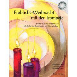 Fröhliche Weihnacht Trumpet Horst Rapp Verlag