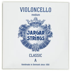 Classic Cello String A Medium Jargar