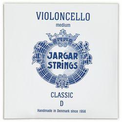 Classic Cello String D Medium Jargar
