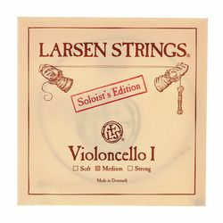 Cello Single String A Soloist Larsen