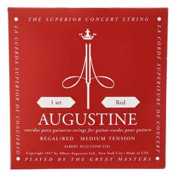 Classic Red Regal Augustine