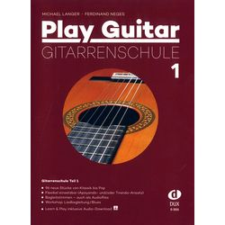 Play Guitar Vol.1 Edition Dux