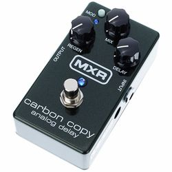 M169 Carbon Copy Analog Delay MXR